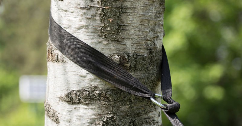 How to use hammock straps