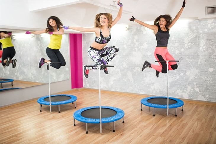 best rebounder trampoline reviews