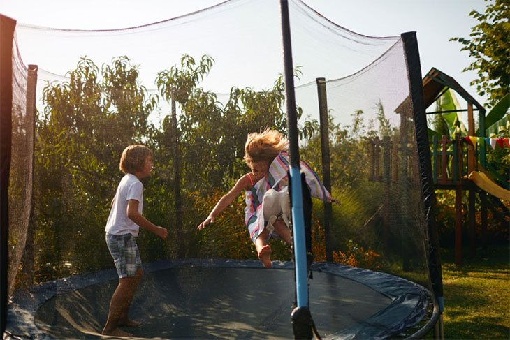 the best rebounder trampoline