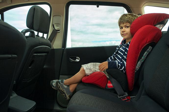 top rated travel booster seat